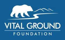 "Vital Ground ""Connecting Landscapes"" Logo"